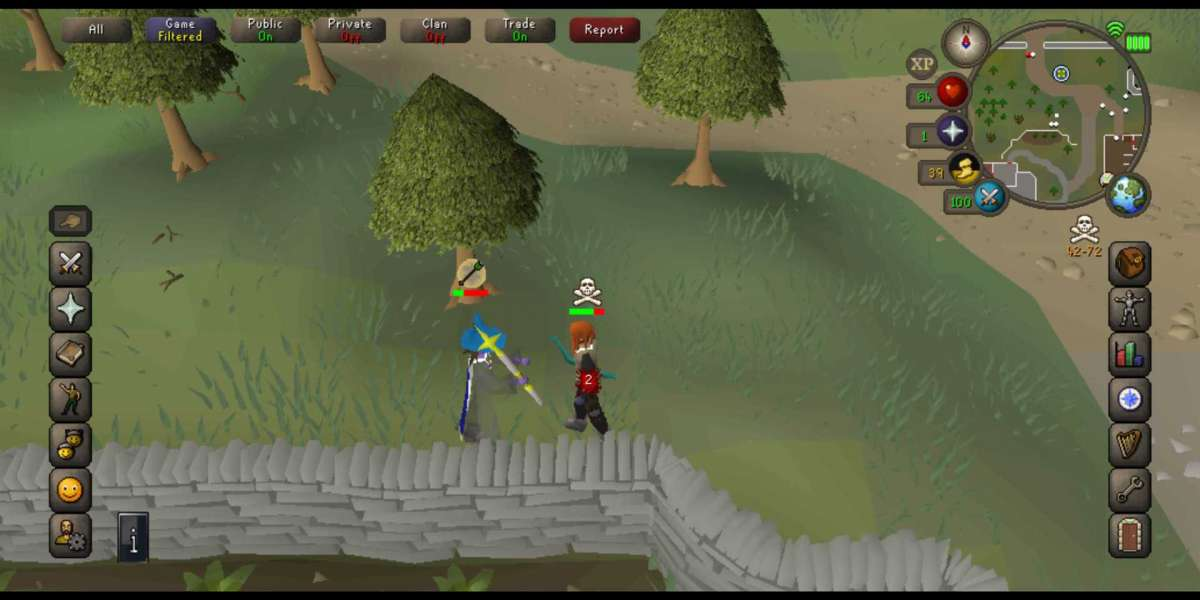 Finish the buy OSRS gold quest