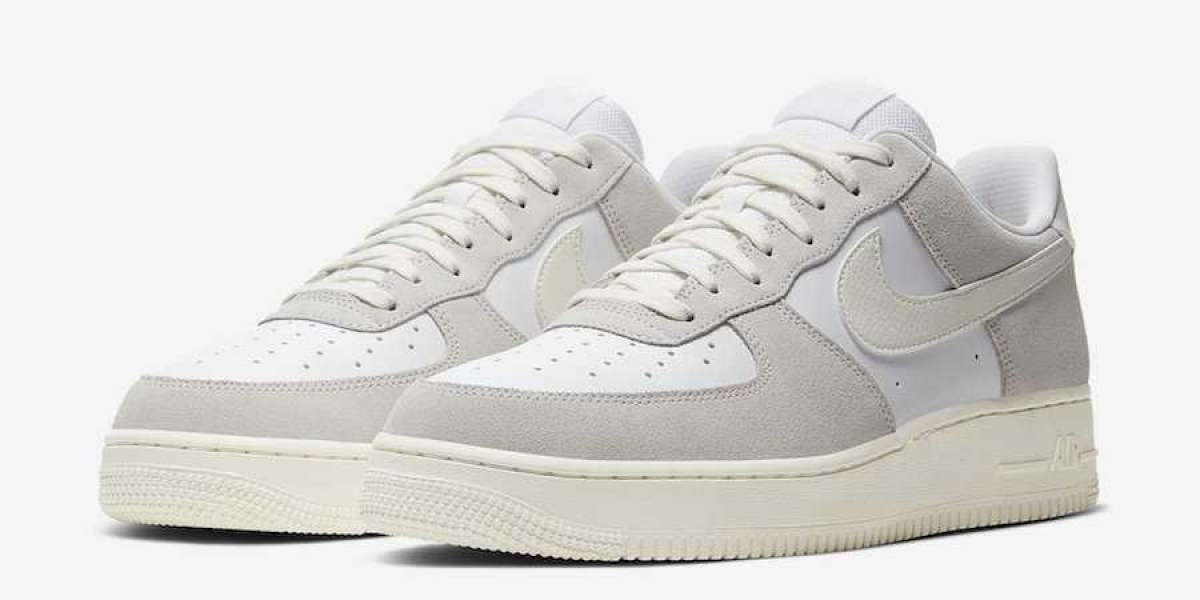 2020 Nike Air Force 1 Platinum Tint is Available Now