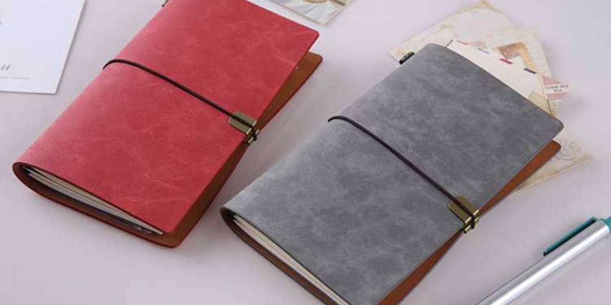Hardcover Notebook-Different Types Of Business Notebooks, Different Applications