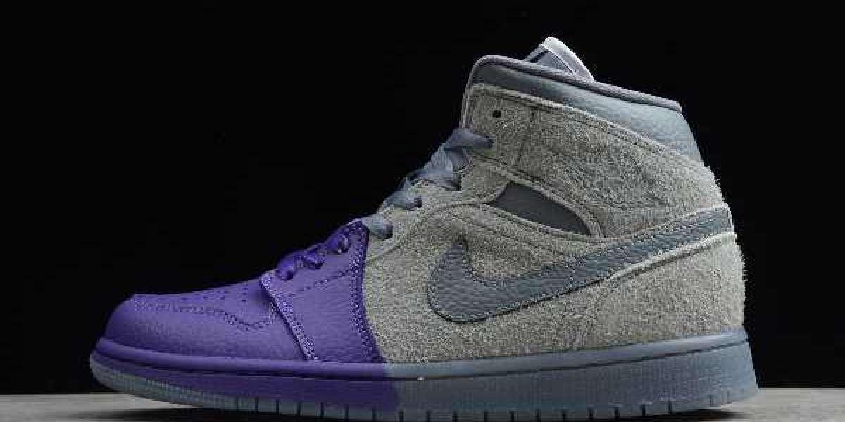 """Buy 2020 Sheila Rashid x Air Jordan 1 Mid """"UNITE"""" CW5897-005 Shoes"""