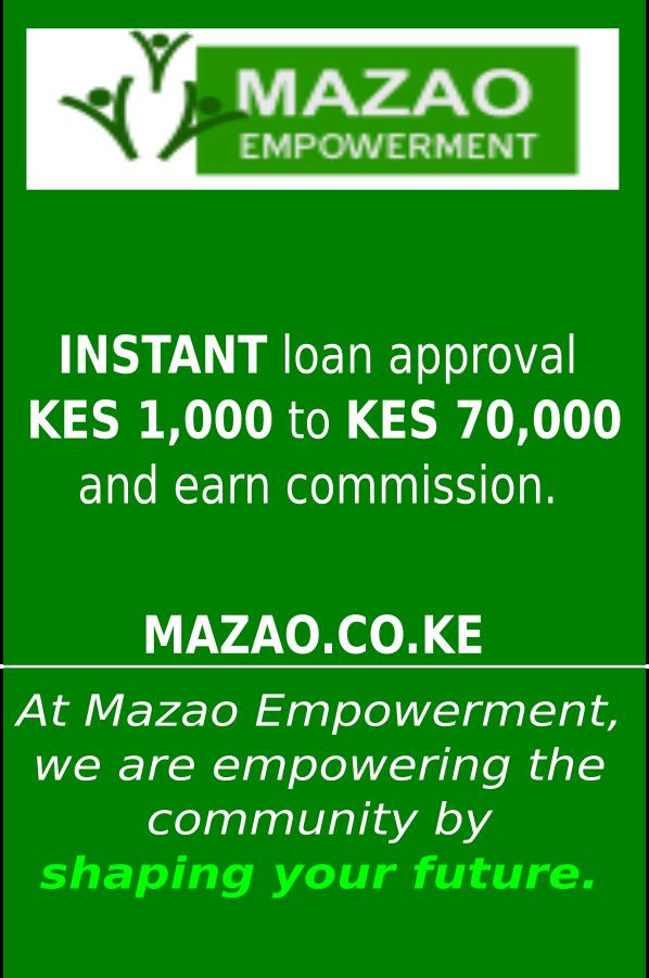 Mazao Empowerment