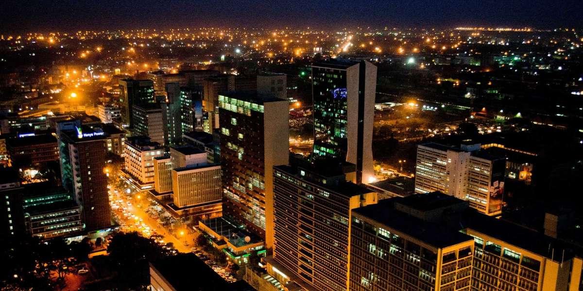 Why I love Nairobi