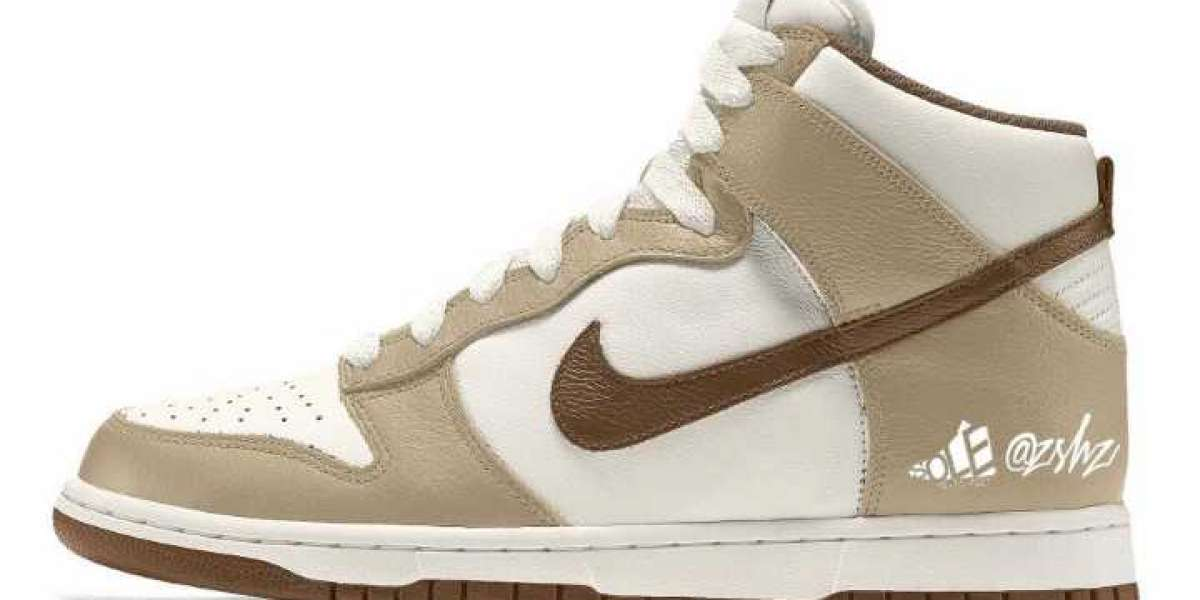 Nike Dunk High Premium Light Chocolate to Arrive on August 2021