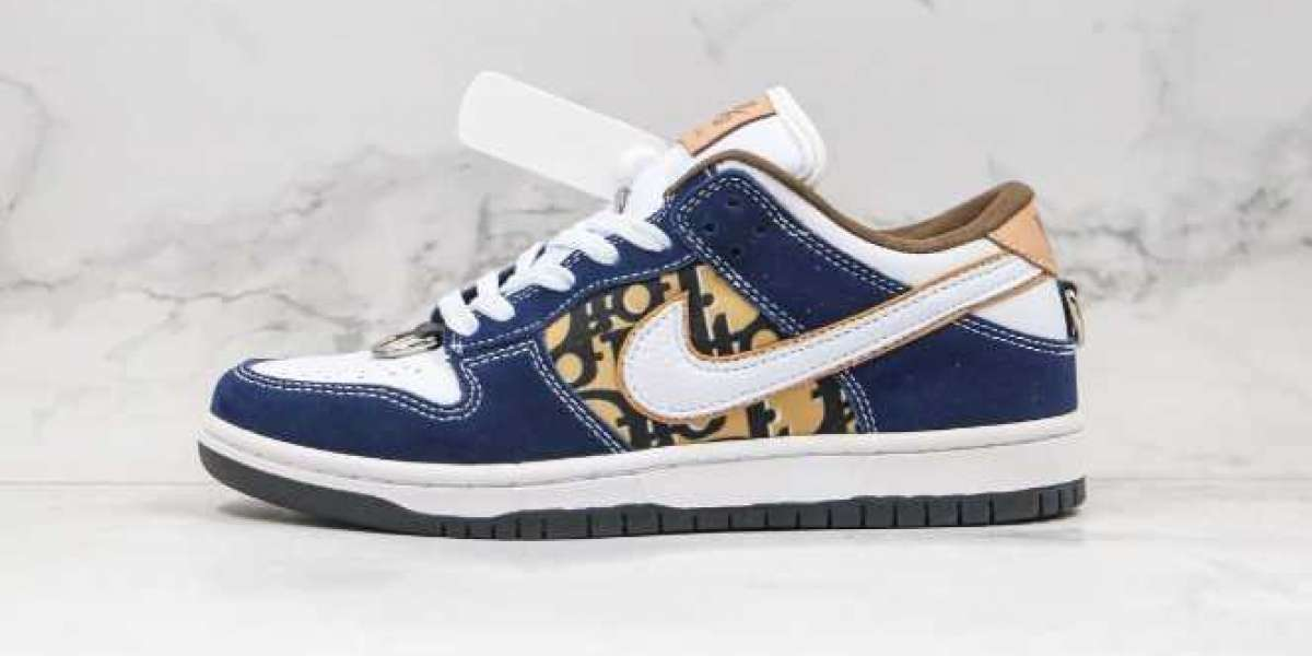 CU1727-222 Nike Dunk Low Pro x Dior Will Release Soon