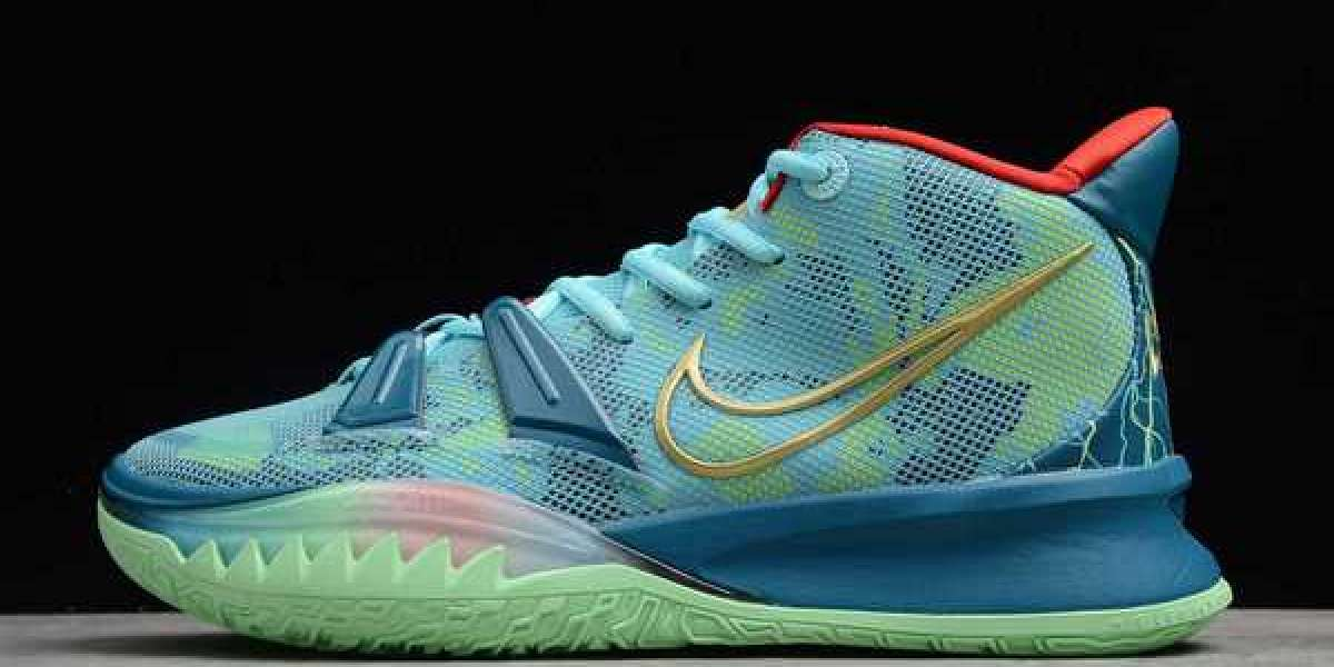 """Where To Buy Nike Kyrie 7 """"Special FX"""" DC0589-400 Sneakers"""