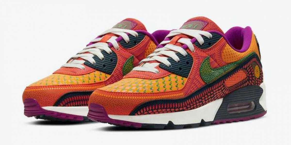 "Nike Air Max 90 ""Day of the Dead"" to Release on October 27, 2020"