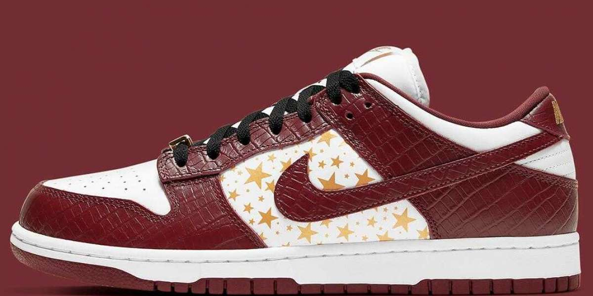 """The Supreme x Nike SB Dunk Low """"Barkroot Brown"""" Coming Soon"""