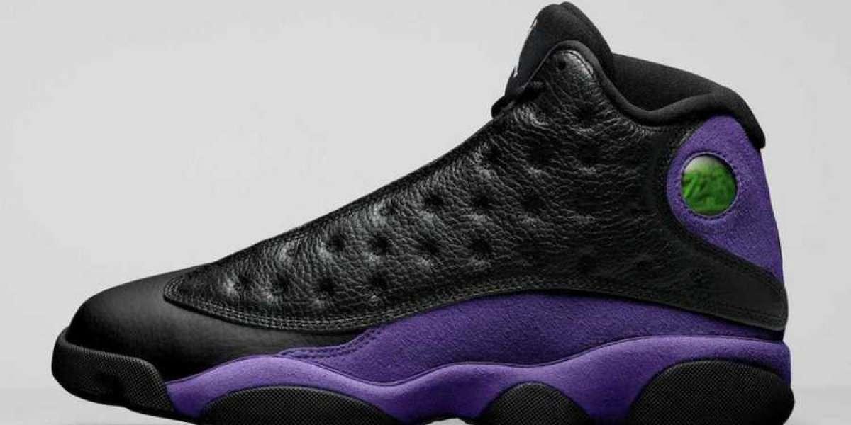 "Air Jordan 13 ""Court Purple"" DJ5982-015 2021 Hot Sell"