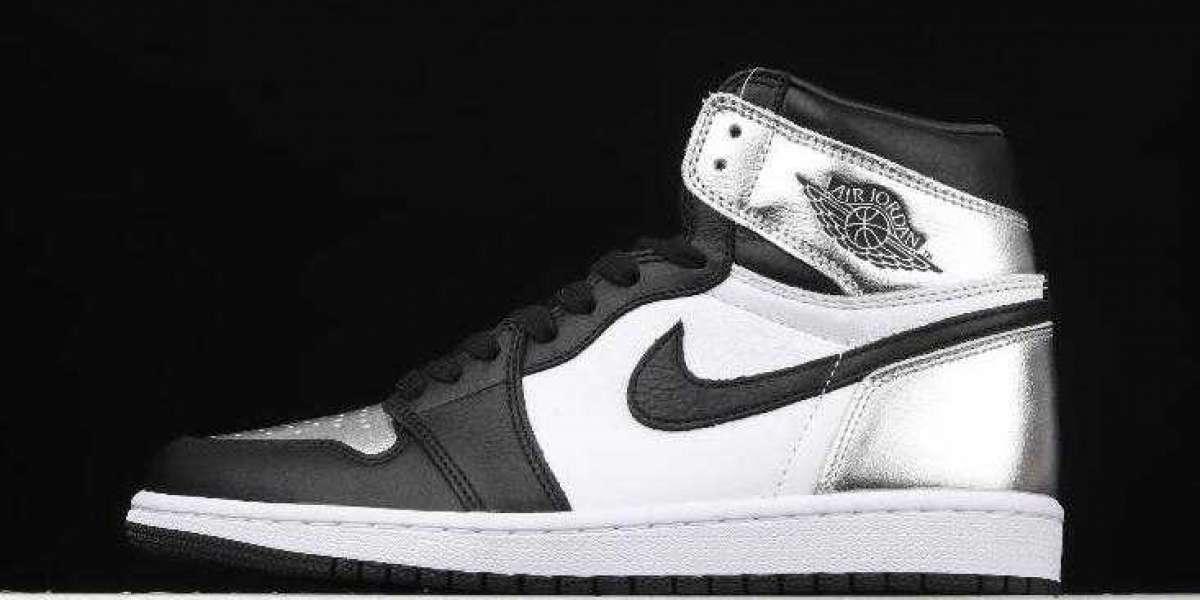 Where to Buy Discount Air Jordan 1 Retro High OG Silver Toe ?