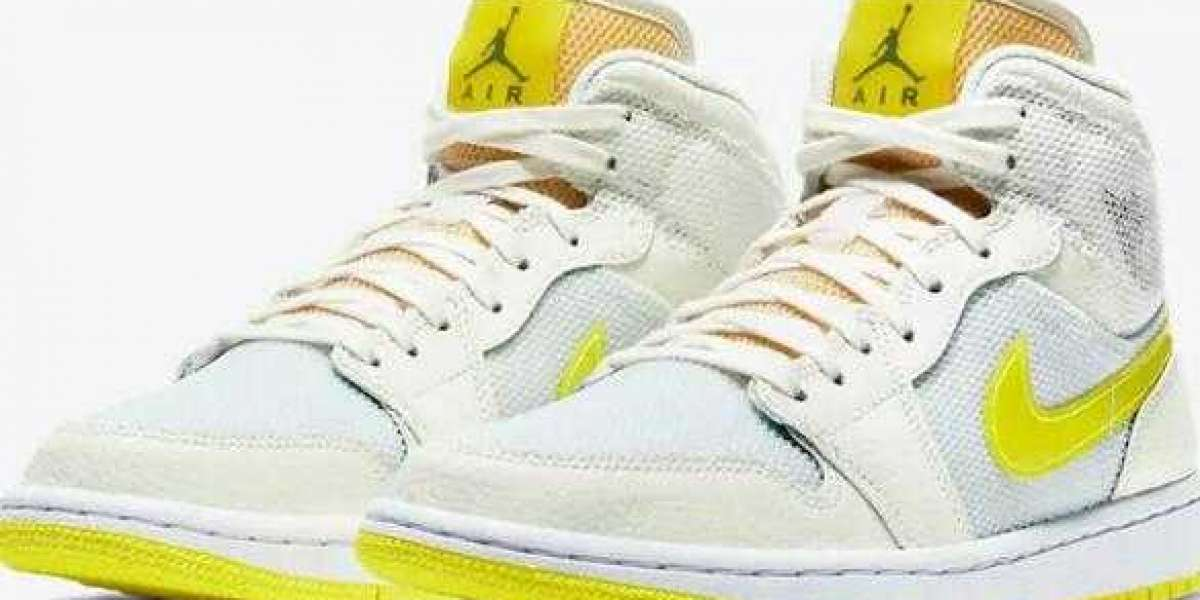 When Can We Get the Air Jordan 1 Mid SE Voltage Yellow ?