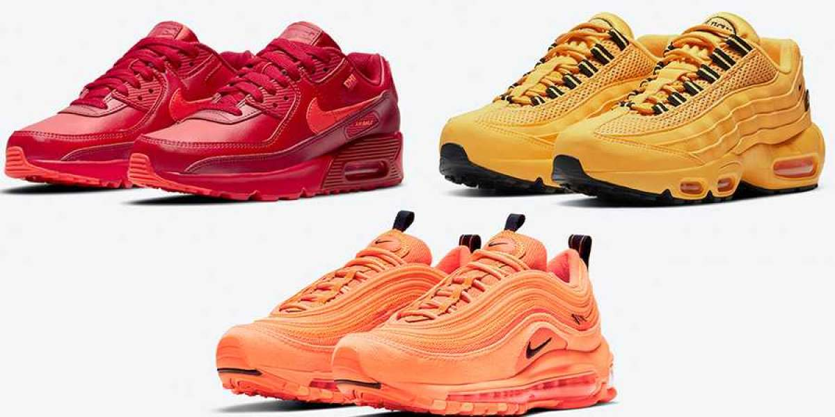 """Nike Air Max 90 GS """"Chicago"""" DH0149-600 2021 New Released"""