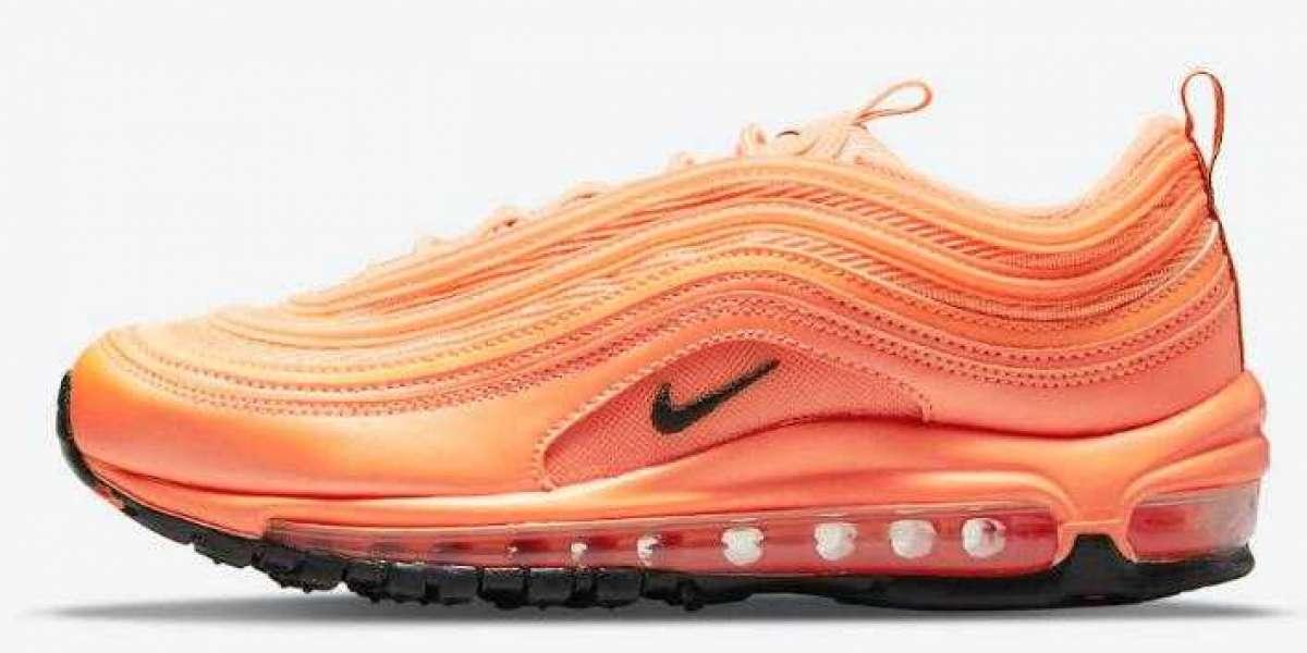 Nike Air Max 97 DM8338-800 Vibrant Orange for Sale