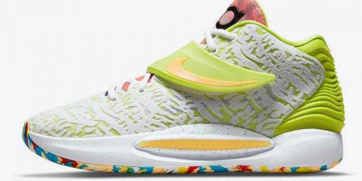 Where to buy New Drop Nike KD 14 Lime Green ?