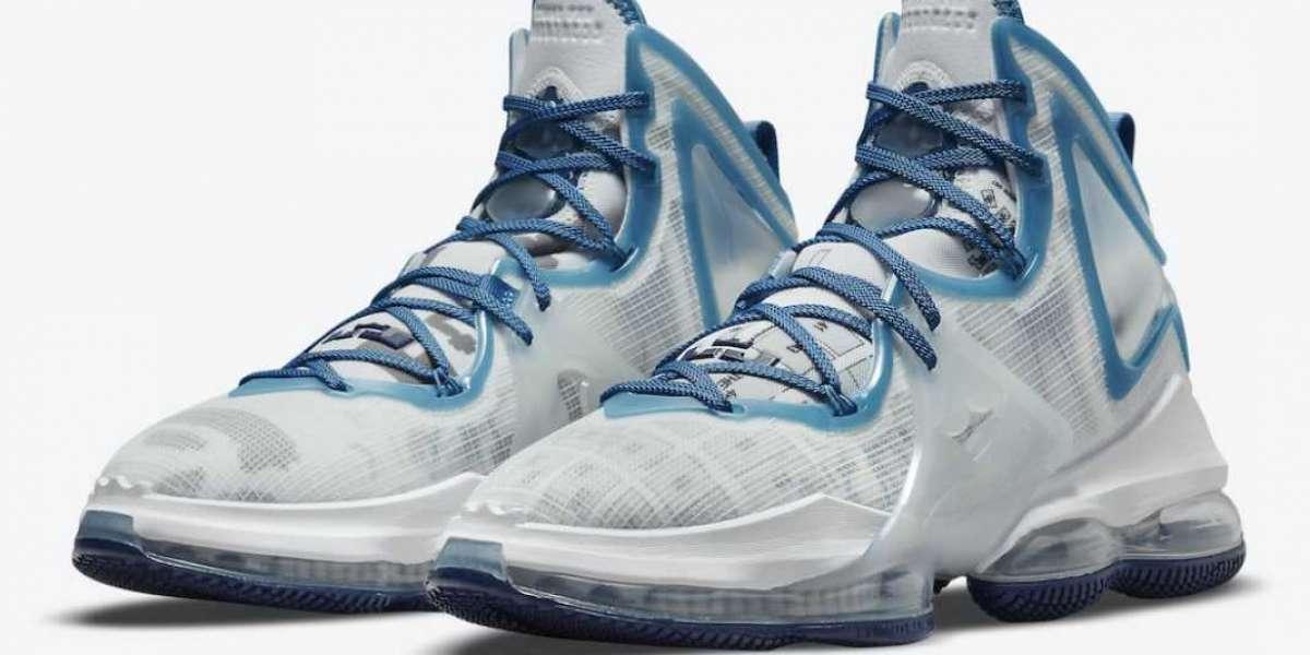 "Brand New Nike LeBron 19 ""Space Jam"" Basketball Shoes"